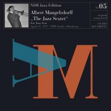 Albert Mangelsdorff (1928-2005): The Jazz-Sextet - NDR Jazz Edition No. 05,  April 12, 1957 NDR Studio Hamburg, CD