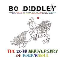Bo Diddley: The 20th Anniversary Of Rock'n Roll, CD
