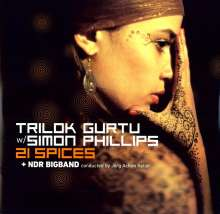 Trilok Gurtu & Simon Phillips: 21 Spices (Limited Edition), 2 LPs