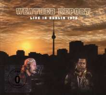 Weather Report: Live In Berlin 1975 (Limited Edition), LP