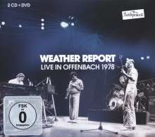 Weather Report: Live AT Rockpalast: Offenbach 1978, 3 CDs