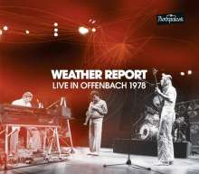 Weather Report: Live In Offenbach 1978, 2 CDs