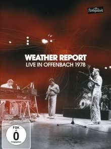 Weather Report: Live In Offenbach 1978, DVD