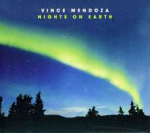 Vince Mendoza (geb. 1961): Nights On Earth, CD