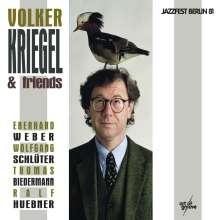 Volker Kriegel (1943-2003): Jazzfest Berlin 1981 (CD + DVD), 1 CD und 1 DVD