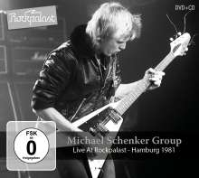 Michael Schenker: Live At Rockpalast: Hamburg 1981, 2 CDs
