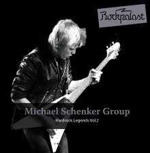 Michael Schenker: Rockpalast - Hardrock Legends Vol. 2: Live 24.1.1981, CD