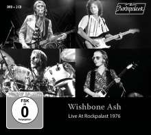 Wishbone Ash: Live At Rockpalast 1976, 3 CDs