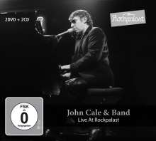 John Cale: Live At Rockpalast 1983 & 1984, 2 CDs