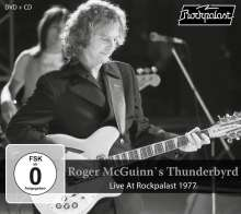 Roger McGuinn: Live At Rockpalast 1977, 1 CD und 1 DVD