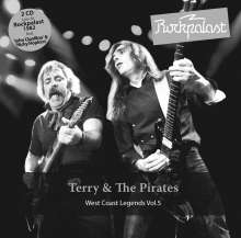 Terry & The Pirates: Rockpalast 1982: West Coast Legends Vol. 5, 2 CDs