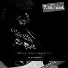 Miller Anderson: Live At Rockpalast 2010, CD
