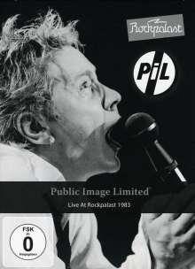 Public Image Limited (P. I.L.): Live At Rockpalast 1983, DVD