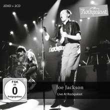 Joe Jackson (geb. 1954): Live At Rockpalast 1980 & 1983, 4 CDs
