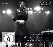 Mother's Finest: Live At Rockpalast 1978 & 2003, 2 CDs und 1 DVD