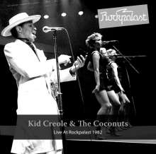 Kid Creole & The Coconuts: Live At Rockpalast 1982, 2 CDs