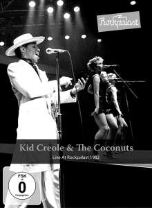 Kid Creole & The Coconuts: Live At Rockpalast 1982, 2 DVDs