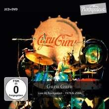 Guru Guru: Live At Rockpalast 1976 & 2004, 3 CDs