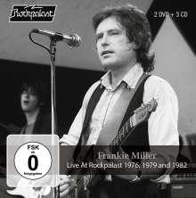 Frankie Miller (Rock): Live At Rockpalast 1976, 1979 & 1982, 5 CDs