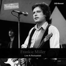Frankie Miller (Rock): Live At Rockpalast, 3 CDs