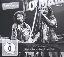 Black Uhuru: Live At Rockpalast Essen 1981, 2 CDs