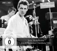 Iain Matthews: Live At Rockpalast: Hamburg 1983, 2 CDs