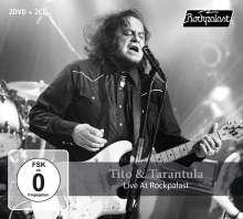 Tito & Tarantula: Live At Rockpalast 1998 - 2008, 2 CDs