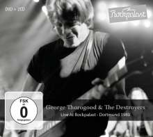 George Thorogood: Live At Rockpalast: Dortmund 1980, 2 CDs