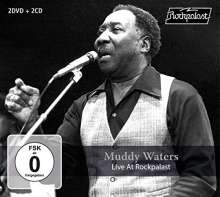 Muddy Waters: Live At Rockpalast, 2 CDs