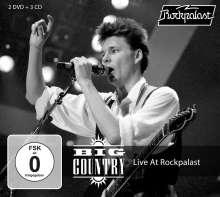 Big Country: Live At Rockpalast 1986 & 1991, 3 CDs