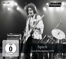 Spirit: Live At Rockpalast 1978, 2 CDs