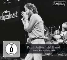 Paul Butterfield: Live At Rockpalast 1978, 2 CDs