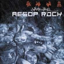 Aesop Rock: Labor Days, 2 LPs