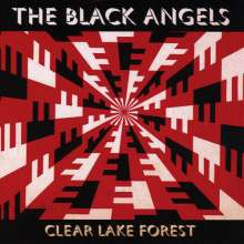 The Black Angels: Clear Lake Forest, CD