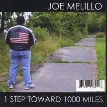 Joe Melillo: 1 Step Toward 1000 Miles, CD