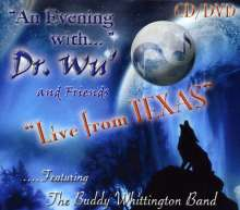 Dr. Wu: An Evening With Dr. Wu' & Friends: Live From Texas (CD + DVD), 2 CDs