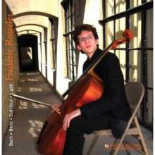 Frederic Rosselet,Cello, CD