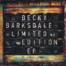 Becky Barksdale: Limited Edition Ep, CD
