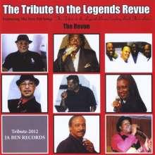 Jim Bennett: Tribute To The Legends/Sending Back Their Love, CD