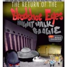 Bloodshot Eyes: Night Walk Boogie, CD