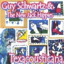Bluesguy Schwartz & The New Jack Hippies: Blueswriter V6.0, CD