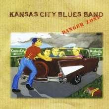 Kansas City Blues Band: Danger Zone, CD