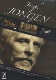 Joseph Jongen (1873-1953): Cellokonzert op.18, DVD