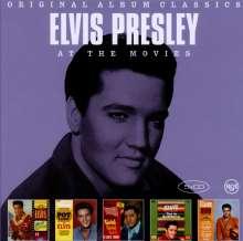 Elvis Presley (1935-1977): Filmmusik: Original Album Classics, 5 CDs