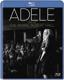 Adele (geb. 1988): Live At The Royal Albert Hall 2011, 2 Blu-ray Discs