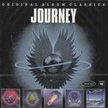 Journey: Original Album Classics, 5 CDs