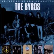 The Byrds: Original Album Classics, 5 CDs