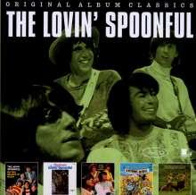 The Lovin' Spoonful: Original Album Classics, 5 CDs