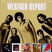 Weather Report: Original Album Classics Vol.2, 5 CDs
