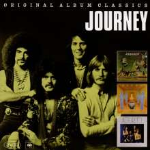 Journey: Original Album Classics, 3 CDs